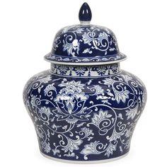 Rosalind Wheeler Babington Small Lidded Vase