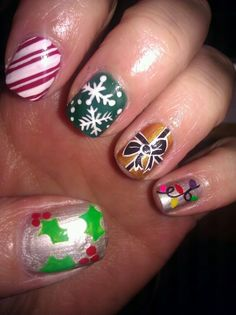 Who can do my nails like that for free??