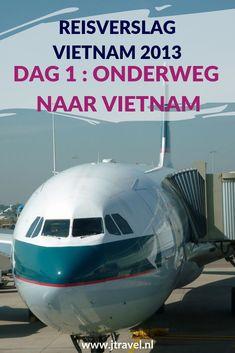 Op dag 1 van mijn rondreis door Vietnam zat ik in het vliegtuig. Ik vloog via Hongkong naar Hanoi. Alles over de eerste dag van mijn reis door Vietnam lees je hier. Lees je mee? #vietnam #reisverslag #jtravel #jtravelblog