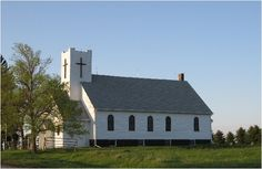 Bergen Lutheran Church (Rural Bristol, SD), ELCA, South Dakota Synod. Evangelical Lutheran Church in America.