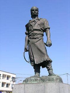 Porto Alegre - estátua do Laçador pelavitrine.blogspot.com