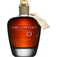 Kirk and Sweeney 23 Year Old Rum