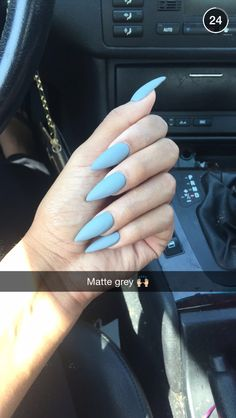 Have you found your nails lack of some fashionable nail art? Sure, recently, many girls personalize Dope Nails, Nails On Fleek, Fun Nails, Fabulous Nails, Gorgeous Nails, Pretty Nails, Matte Nails, Stiletto Nails, Acrylic Nails