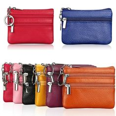 Coin Purses Womens Genuine Leather Kiss Lock Coin Organizer Purse Fashion Mini Wallet Id Credit Cards Cash Coin Holder Case In Many Styles Coin Purses & Holders