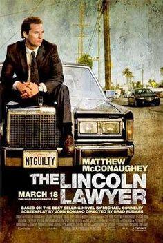 The Lincoln Lawyer (2011) | CB01.EU | FILM GRATIS HD STREAMING E DOWNLOAD ALTA DEFINIZIONE