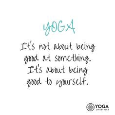 "351 Likes, 8 Comments - Yoga Lifestyles (@yoga_lifestyles) on Instagram: ""Be kind with yourself. Remember that! """