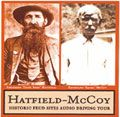 Pikeville, KY: Hatfield-McCoy Driving Tour....learn a little family history
