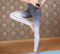 2016 New Yoga Leggings For Women High Waist .Gym Clothing Sports Slimming Pants Lulu Workout Sport Fitness Slim Running Clothes