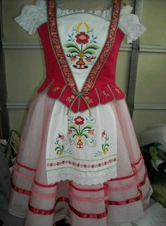 """Coppelia"" Costume by Heather Lerma Cute Dance Costumes, Tutu Costumes, Ballet Costumes, Belly Dance Costumes, Cool Costumes, Ballerina Dress, Ballet Tutu, Costume Carnaval, Peasant Dresses"