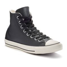 NEW CONVERSE CT CHUCK TAYLOR HI LEATHER Storm Wind MENS NIB Limited #Converse #Athletic