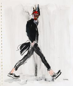 """""""Today's Mood; Margiela"""" by Richard Haines"""