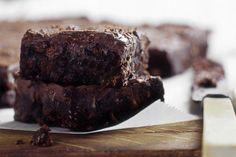 Vegan Dairy-Free Banana Chocolate Brownies Recipe