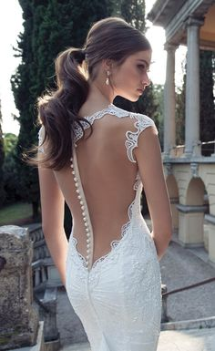 Berta Bridal is to die for