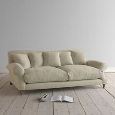 Gorgeous Upholstered Sofas | Crumpet | Loaf