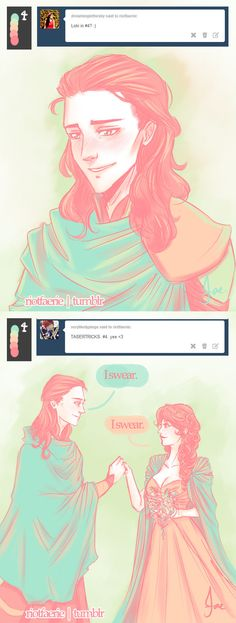 Loki and Tasertricks - I Swear by riotfaerie