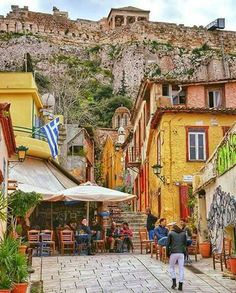 Acropolis, Athens, Greece - Travel Tips Mykonos Grecia, Corfu Greece, Acropolis Greece, Santorini Greece, Greece Vacation, Greece Travel, Vacation Travel, The Places Youll Go, Places To Go