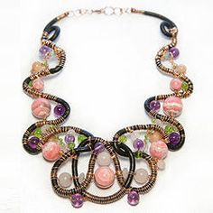 Sweet Home Rose Necklace #madeinusa available from @Riley and Coco