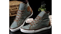 Converse Shoes Black Chuck Taylor Youth Canvas & Leather Sneakers ...