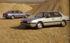 1983, Import Car of the Year  was the Mazda 626.