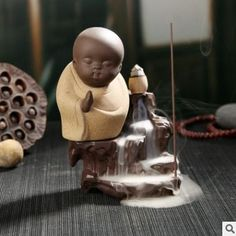 Assorted Little Buddha Home Incense Burners