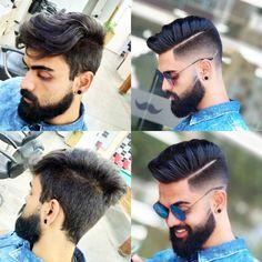 """Páči sa mi to: 1,613, komentáre: 3 – BARBEIRO MODERNO (@barbeiromoderno) na Instagrame: """"@maxvisual _ @barbeirosbrasill @barbeiromoderno _ [ #barbeiromoderno ] [ #barbearia ] […"""""""