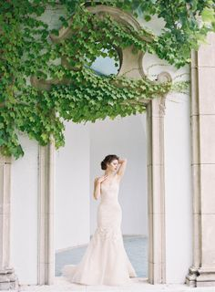 Gown by Liancarlo // Blush wedding gown // Styled Shoot // Liancarlo 5833 // @Kinsley James Couture Bridal // JEN HUANG BLOG: one true love