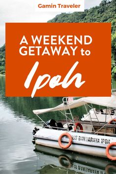 Visiting Ipoh: How to spend a weekend via @gamintraveler. Ipoh isnt very touristic but it´s perfect to try local food in Malaysia.