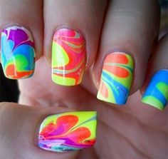 Nail art has become so much more than it was before. Acrylic Nails Art Design provides you the amazing colors and designs on your nails that are an explosion of creativity. Acrylic is a protective coating that is applied using a liquid monomer and powder polymer.