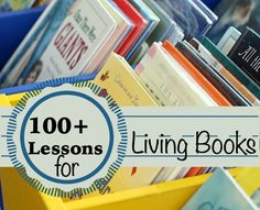 100+ Lessons for Living Books - Harrington Harmonies