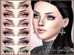 New eyeshadow for your sims! Your sims will love their new look ;) Found in TSR Category 'Sims 3 Eyeshadow'