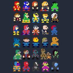 Marvel pixel