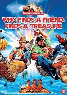 - The Fantastic Oceans - Who finds a friend finds a treasure - Bud Spencer / Terence Hill - Datenbank Lps, Soundtrack, Bud Spencer Terence Hill, Local Hero, Teen Titans, Movie Stars, Famous People, Comedy, Friends