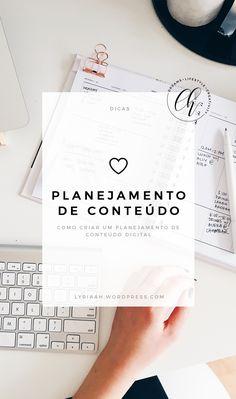 Você sabe como fazer um planejamento de conteúdo digital? #conteudodigital #dicas #dicasparablogueiras #empreendedorismofeminino #marketingdigital #organização #planejamento #trabalharemcasa #midiassociais