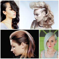 Penteado único Ideias para Cortes de cabelo Médio 2017 - http://bompenteados.com/2017/05/11/penteado-unico-ideias-para-cortes-de-cabelo-medio-2017.html