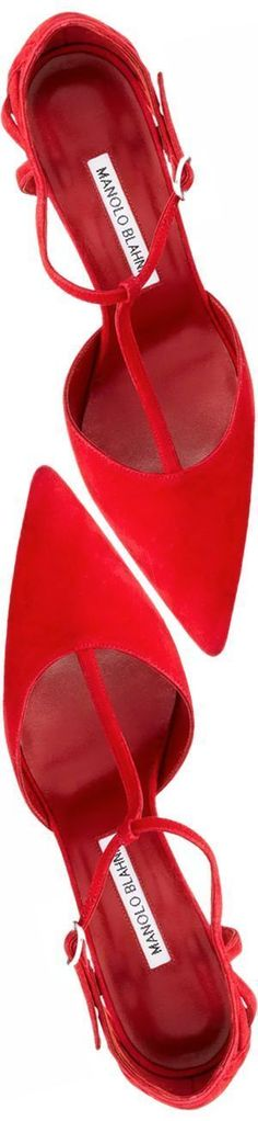 Manolo Blahnik High Heels Collection