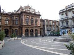 Catania ~ Teatro Bellini