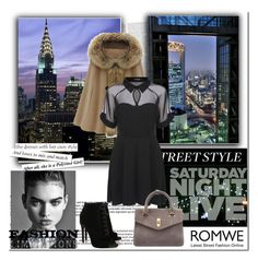 """""""Romwe 6"""" by followme734 ❤ liked on Polyvore featuring mode, Tabitha Simmons et romwe"""