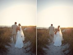 Trisha + Matt :: Don CeSar Beach Resort Wedding Photography :: Newlyweds