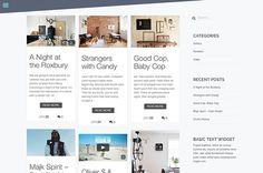 Mega Bundle: 53 Website Themes on Behance