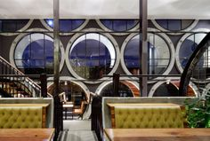 Prahran Hotel interiors by Techné Architects. More #concrete on the blog.