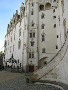 La Cour du Château, Nantes, France