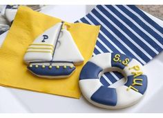1000+ images about Nautical Themed Cookies on Pinterest