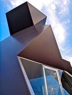 Toyo Ito Museum of Architecture, Imabari, 2011 by Toyo Ito & Associates   #architecture #design #japan #museum