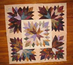 CLEOPATRA FAN QUILT   (MAYBE)               PC