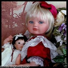 2006  Baby Virginia & Dendy by Virginia Turner  Low Edition Only 100 Made