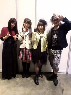 "Sidonia theme song artist team is to AFA! "" @ Angela_KATSU : AFA2014 Sutacha Dream in Singapore ☆ tonight held !! Kitaeri's, Yui Horie, and angela opening ceremony specific of Owata. "" (Dec 2014)"