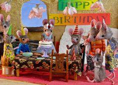 #MousesHouses: Happy #Birthday!