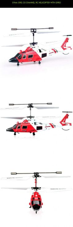 Syma S111G 3.5 Channel RC Helicopter with Gyro #racing #products #chinook #tech #drone #gadgets #kit #syma #camera #parts #fpv #plans #shopping #technology