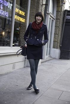 They Are Wearing: London - Slideshow