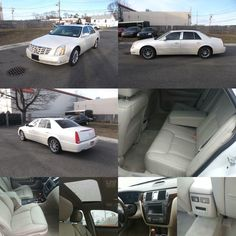 2008 Cadillac DTS This is a 2 owner dts performance model with every option in the pearl white with tan leather it doesn't get better than that. A must see and drive Price$9495